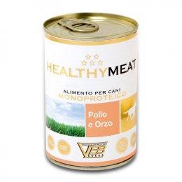 Healthy Meat dog monoproteico POLLO e ORZO g.400