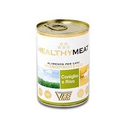 Healthy Meat dog monoproteico Coniglio e Riso 400 g.