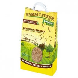 Farm Litter Tutolo Lemon 10 lt